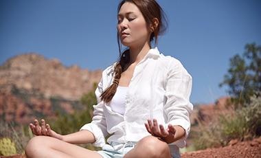 毘沙門天の瞑想会